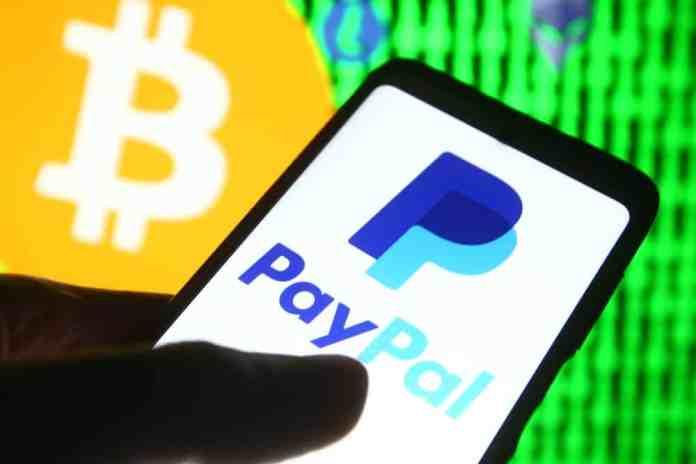 paypal kripto para hizmeti
