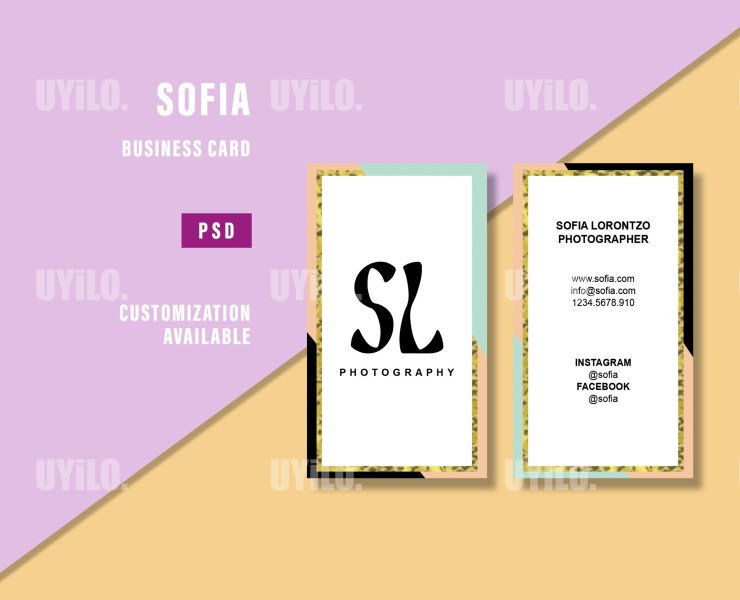 Business Cards Sofia