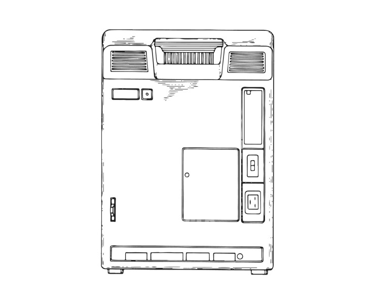 Apple USD285687 Patent Monitor, Illustration in several files Instant Download Fig 6