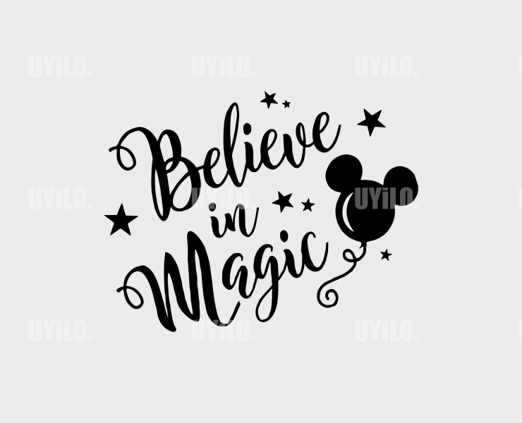 Believe in Magic download in several files