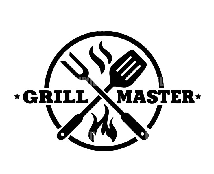 Grill Master Instant download in several files