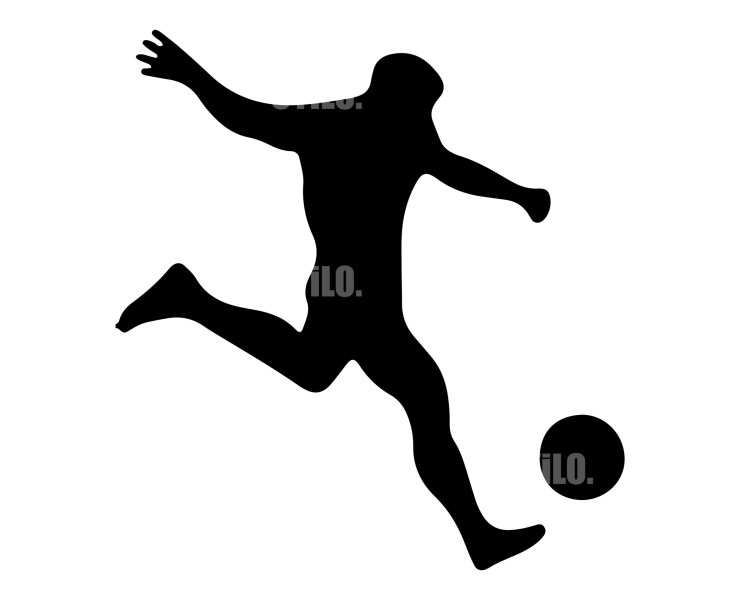 Soccer Player 11 Instant Download in several files