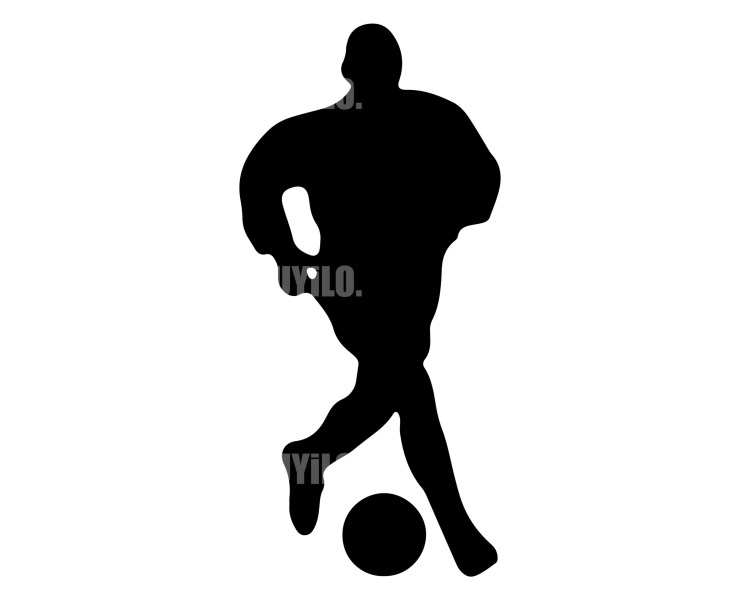 Soccer Player 12 Instant Download in several files