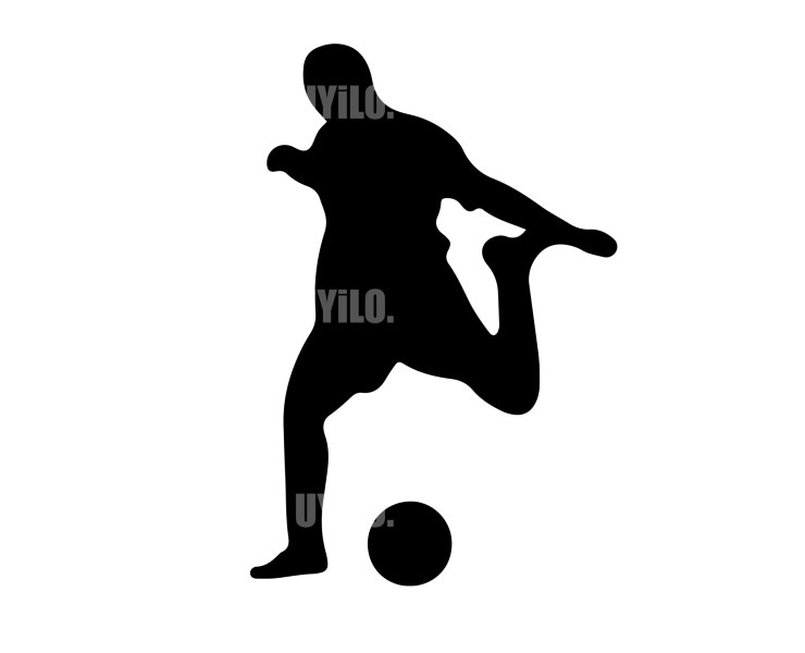 Soccer Player 2 Instant Download in several files