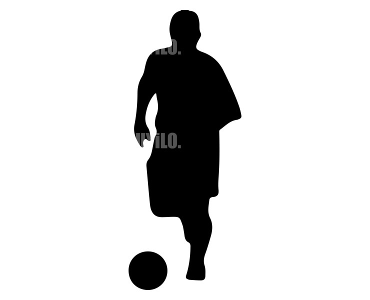 Soccer Player 5 Instant Download in several files