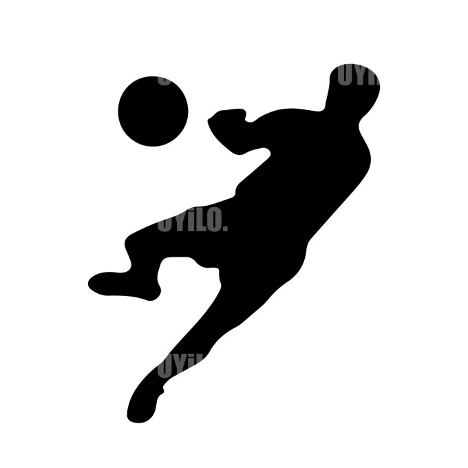 Soccer Player 8 Instant Download in several files