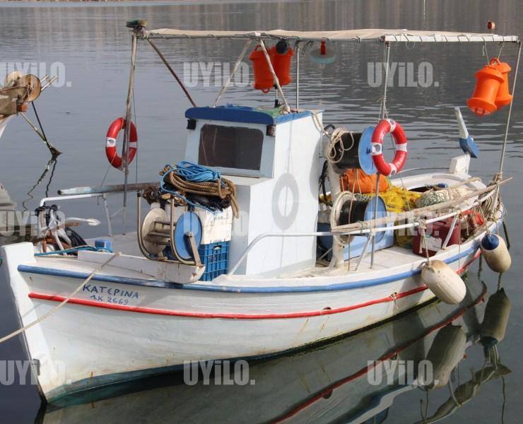 Fishing Boat Greece