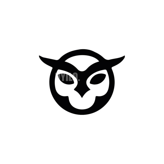 Owl -11 Minimal Logo