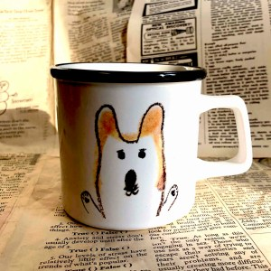 MR.Corgi HugMug-b
