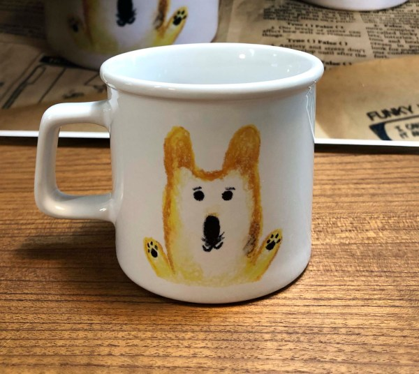 MR.Corgi HugMug-white-front2