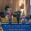 Pastor Eric Tolbert