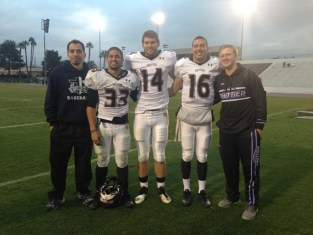 Whittier Colleges Last Football Game