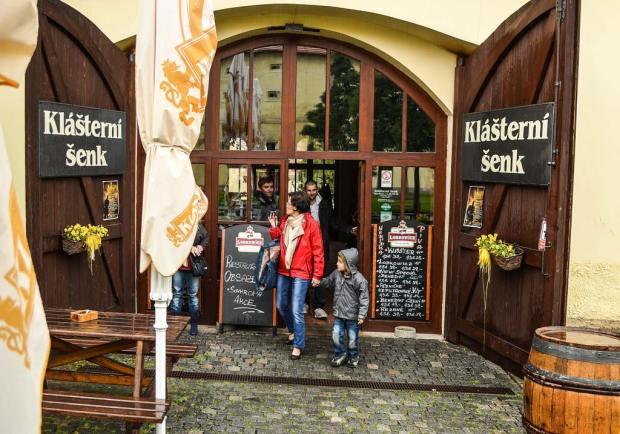 Břevnovský klášterní pivovar sv. Vojtěcha