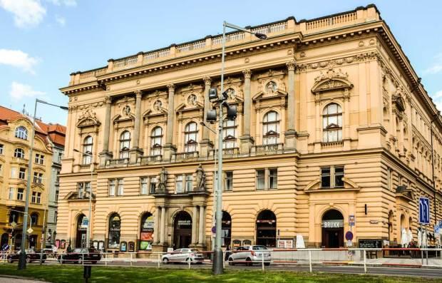 Прага. Пивной бельгийский ресторан «Bruxx»