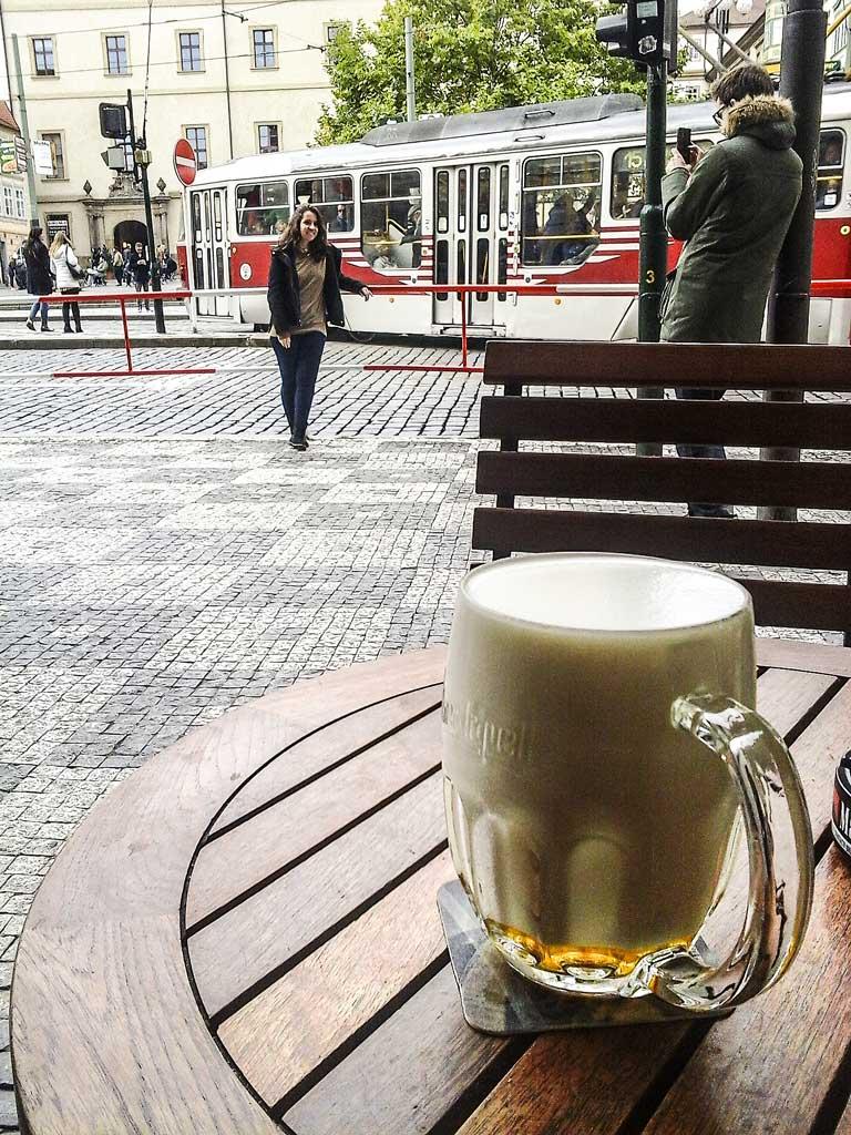 Чешское пиво. Классификация. Вариант розлива пилснера «Pilsner Urquell» – «Mlíko»