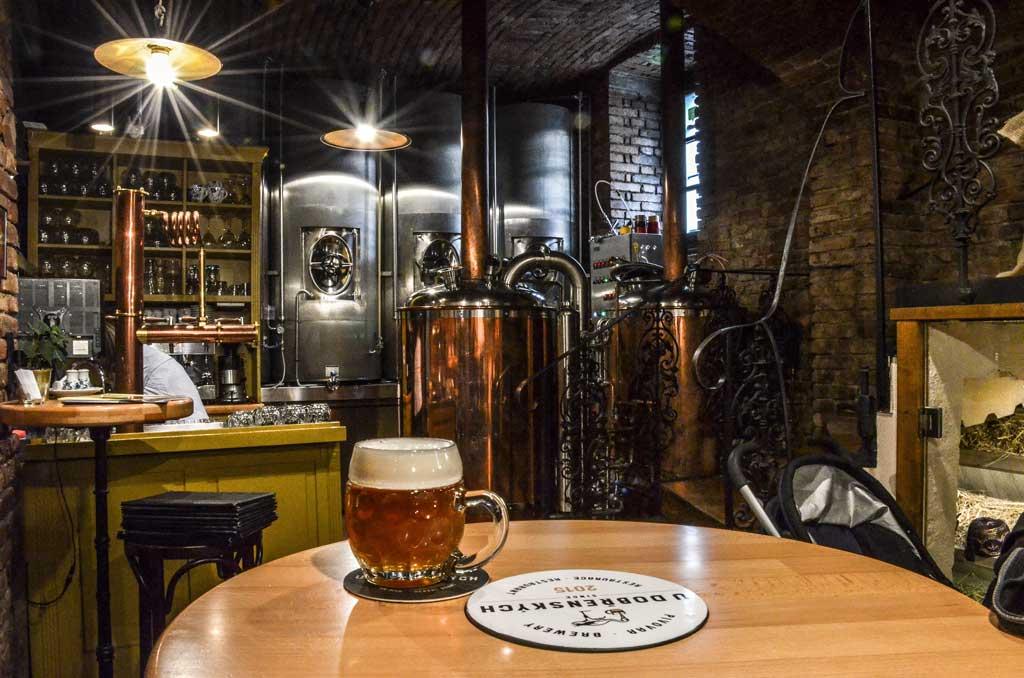 Пивовар «У Добрженских»