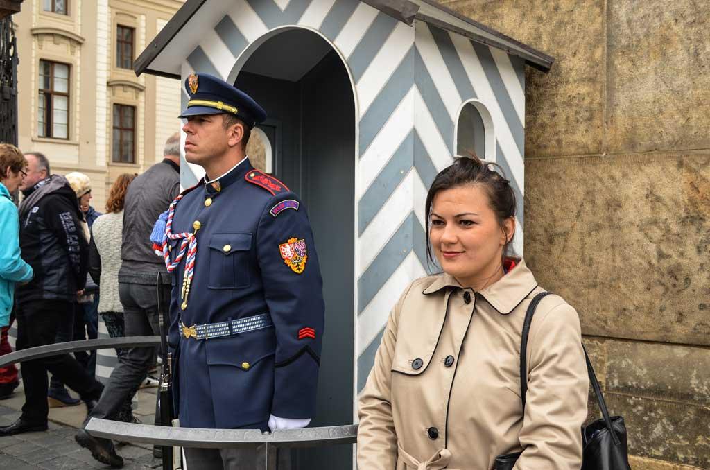 Стража Пражского Града