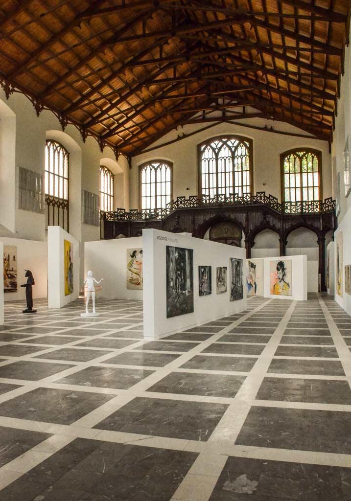 Персональная выставка Мартина Крайца