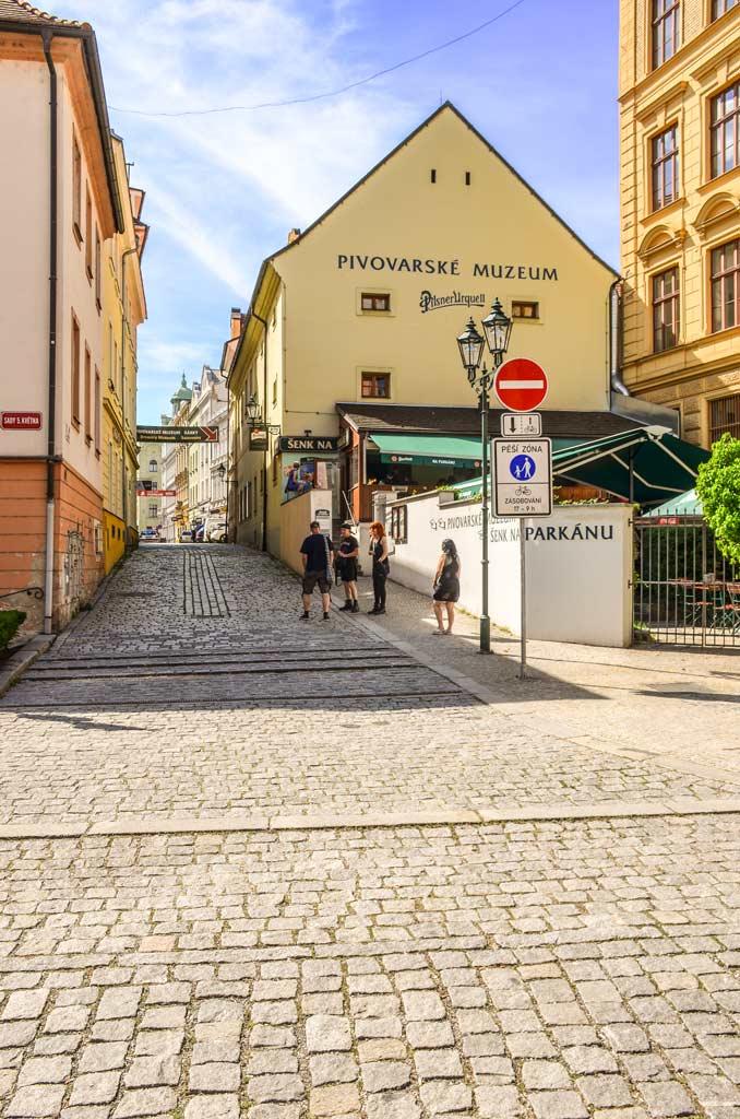 Пльзень. Историческое подземелье и музей пивоварения
