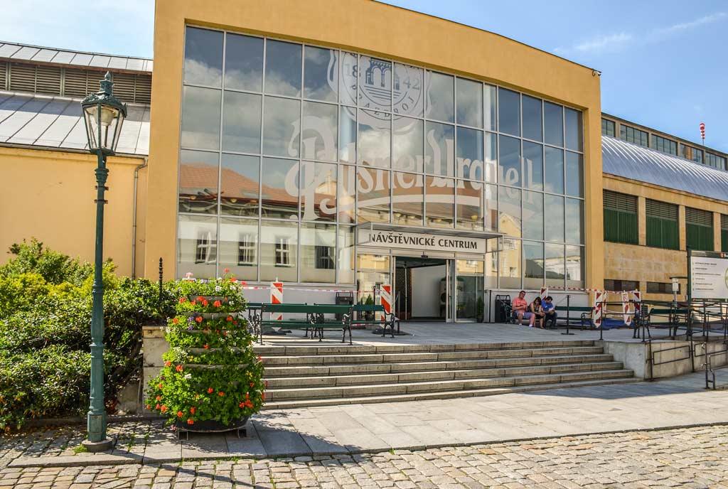 Туристический центр пивоваренного завода