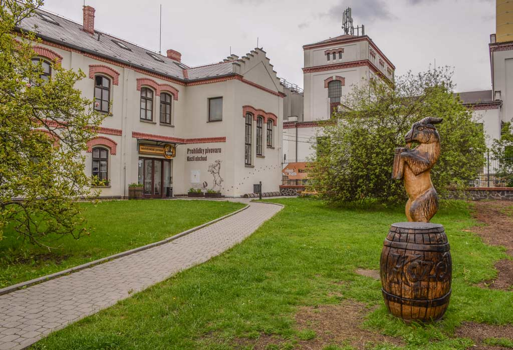 Велко-Поповицкий пивовар. Туристический центр