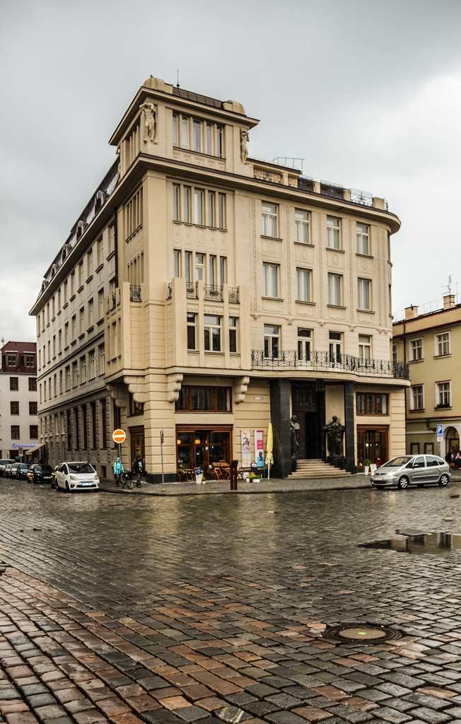 Галерея современного искусства в Градец-Кралове
