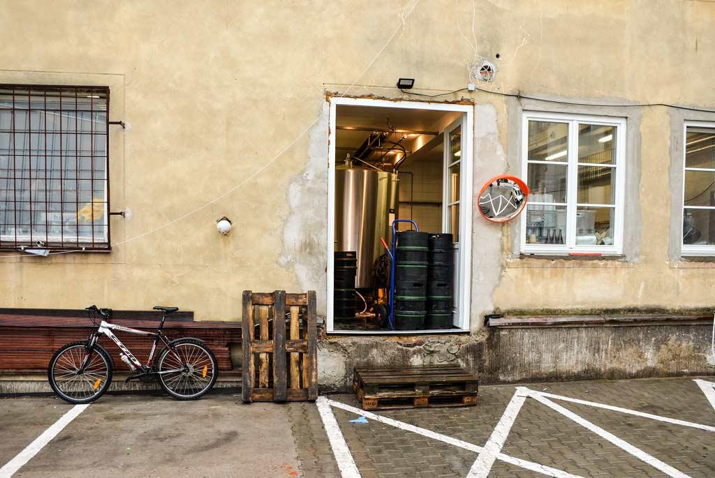 Градец-Кралове. Мещанский пивовар «Klenot»