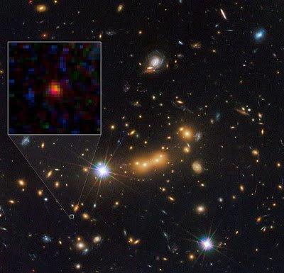 En Eski ve En Uzak Galaksi Keşfinde Yeni Rekor
