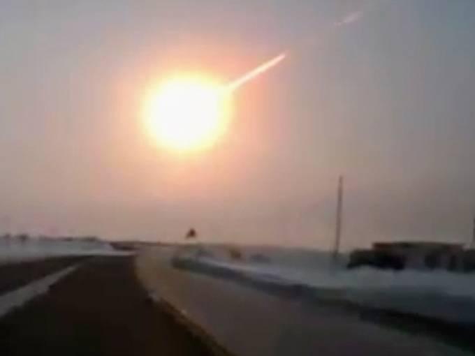Büyük Meteorlar Ne Sıklıkla Dünya'ya Düşüyor?