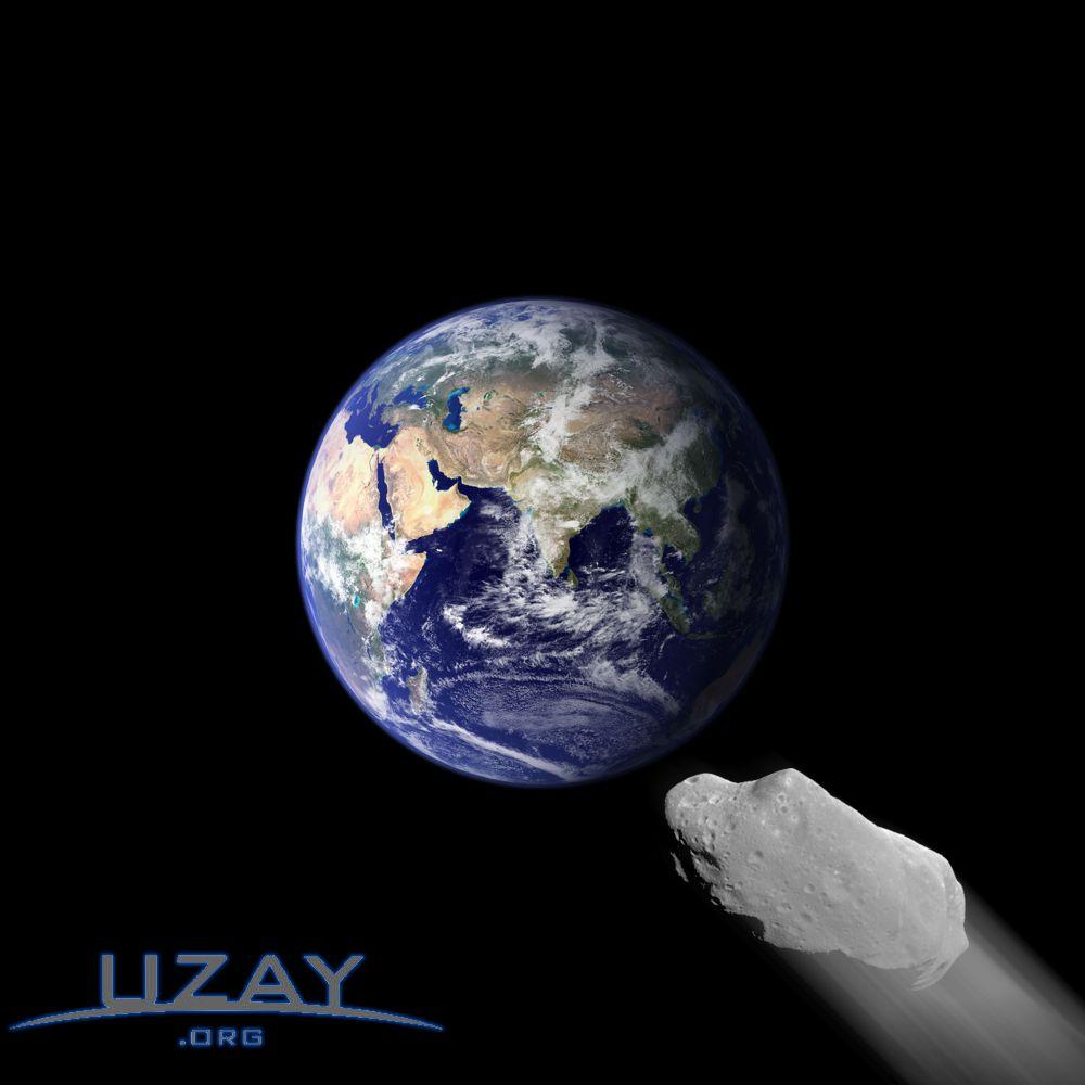 2014 Gök Olayları Yeni Keşfedilen Astreoitin Dünya'ya Çarpması İle Başladı
