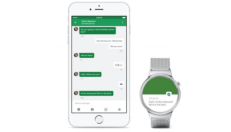 Cómo configurar y usar Android Wear con iPhone