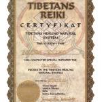 Reiki Tybetańskie