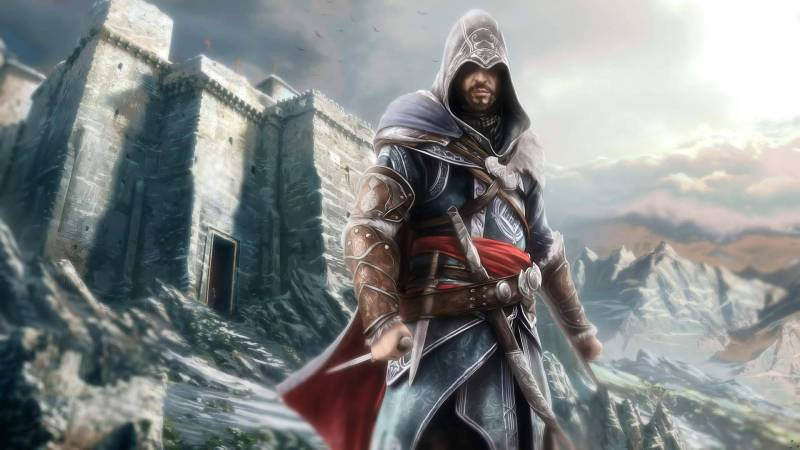 Ezio in Revelations