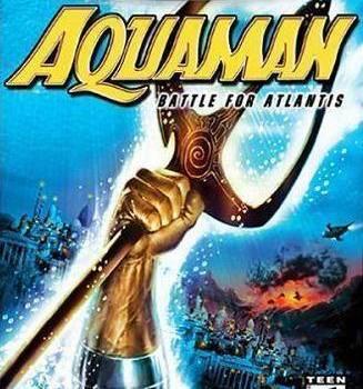 Aquaman Battle For Atlantis
