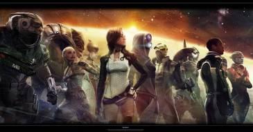 The Mass Effect 2 team