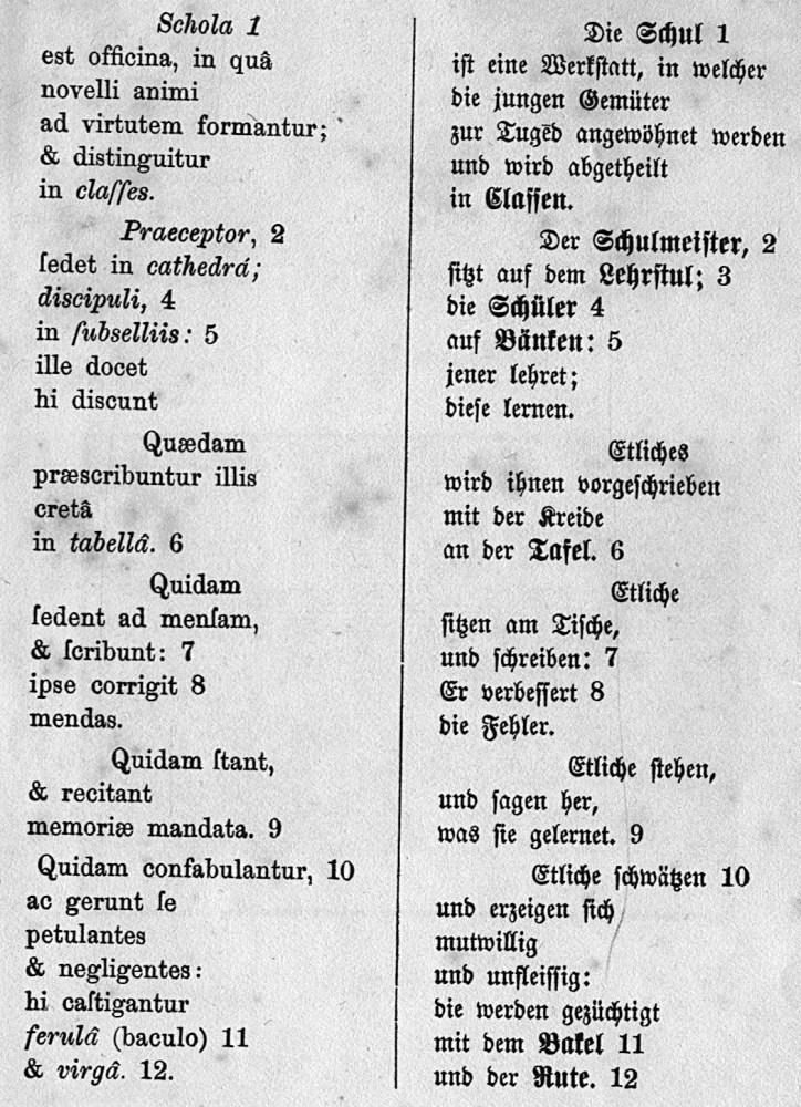 Vorlesung: Lehren 1380 und 1658 und 2012? (3/4)