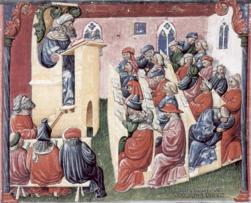 Vorlesung: Lehren 1380 und 1658 und 2012? (1/4)