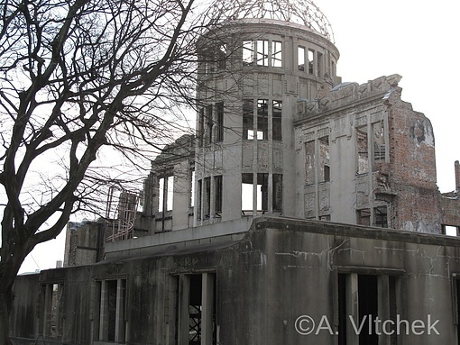Nuclear Dome, Hiroshima, Japan