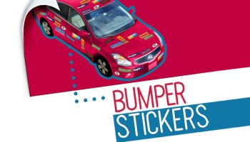 Custom Stickers For Branding And Advertising - Custom car business stickers