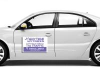 Custom Car Magnets Signs Houston TX