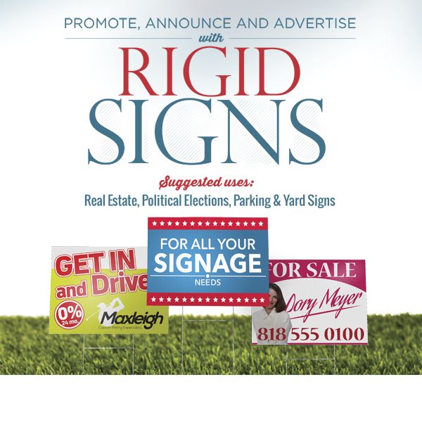 Yard Signs – 7 Ways You Can Use For Marketing