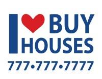 We Buy Houses Custom Yard Signs Houston