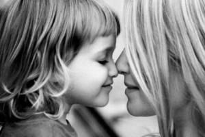 Мама - единственный человек, который c вами и в горести, и в радости