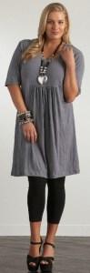 Как одеваться женщинам с пышными формами