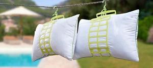Правильная стирка подушек