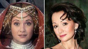 Влияние времени на наших актрис-красавиц