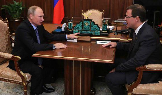 Владимир Путин посетит Самарскую область 7 марта?