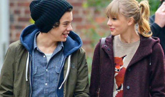 Harry Style Taylor Swift Randki 2012