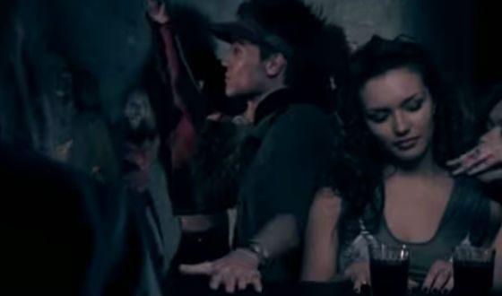 Соблазнительная Ольга Серябкина В Клипе «Самый Лучший День»