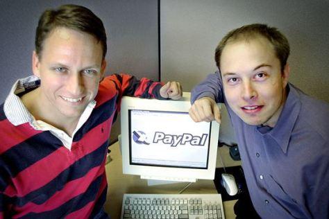 Элон Маск создал PayPal